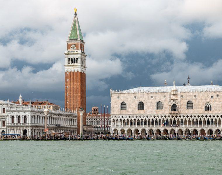 piazza san marco e palazzo ducale